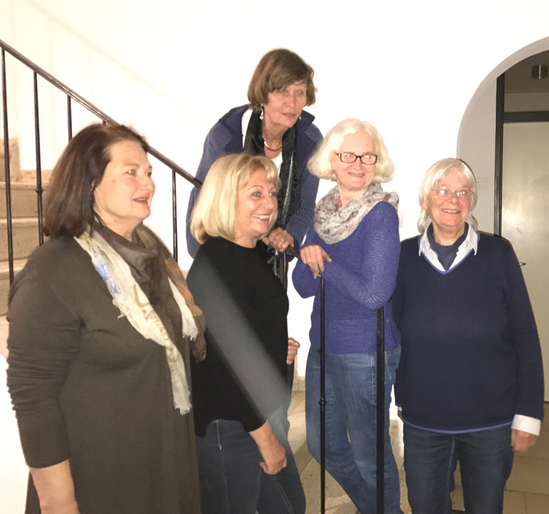 Herrschinger Insel Vorstand