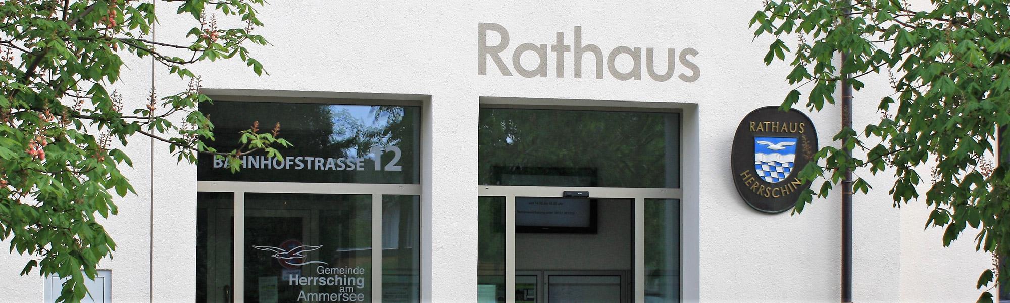 Herrschinger Rathaus